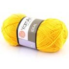 Włóczka Ideal kol 228  żółty