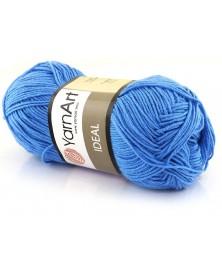 Włóczka Ideal kol 239 niebieski