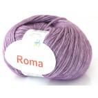Włóczka Roma kolor 06 fiolet
