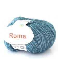 Włóczka Roma kolor 09 morski
