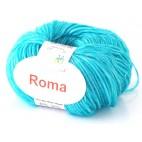 Włóczka Roma kolor 14 turkus