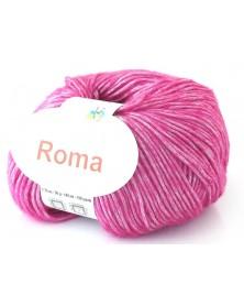 Włóczka Roma kolor 15 róż