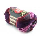 Włóczka Everyday Rengarenk kolor 02 odcienie fioletów