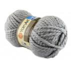 Włóczka Alpine Yarn Art kolor jasny szary 334