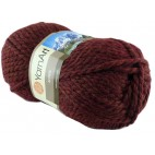 Włóczka Alpine Yarn Art kolor bordo 341