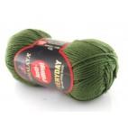 Włóczka Everyday kolor zielony 13