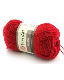 Włóczka Etamin Yarn Art kolor 434 czerwony