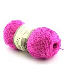 Włóczka Etamin Yarn Art kolor róż 437