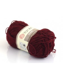 Włóczka Etamin Yarn Art kolor bordo 435