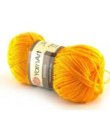 Włóczka Etamin Yarn Art kolor żółty 439