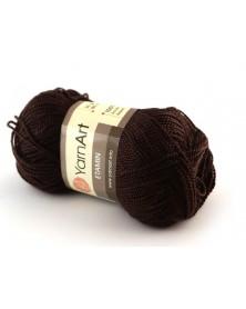 Włóczka Etamin Yarn Art kolor brąz 440