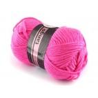 Włóczka Tango kolor ostry róż 042