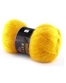 Włóczka Ultra Kasmir Himalaya kolor 04 żółty