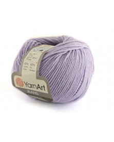 Włoczka Jeans Yarn Art kolor wrzos 19