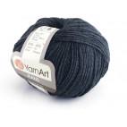 Włoczka Jeans Yarn Art kolor grafit 28