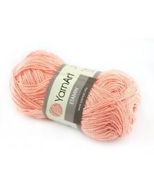 Włóczka Etamin Yarn Art kolor łosoś 456