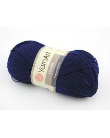 Włóczka Etamin Yarn Art kolor granat 453