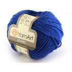 Włoczka Jeans Yarn Art kolor szafir 47