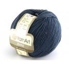 Włoczka Jeans Yarn Art kolor granat 45