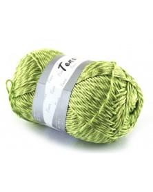 Włóczka Tena kolor zielony 390