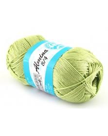 Almina Madame Tricote kolor zielony 5055